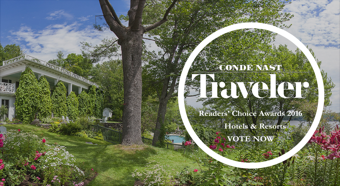 Condé Nast Traveler - Readers' Choice Awards 2016
